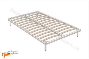 Аскона - Основание для кровати металлическое ортопедическое с ножками