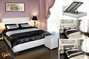 Аскона - Кровать двуспальная Greta с подъемным механизмом