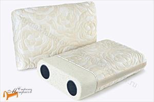 Аскона - Подушка Sleep Professor Miracle M 40 х 60 см