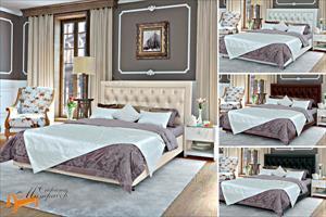 Аскона - Кровать двуспальная Simona