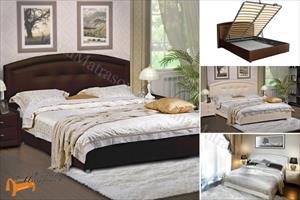 Аскона - Кровать двуспальная Grace с подъемным механизмом
