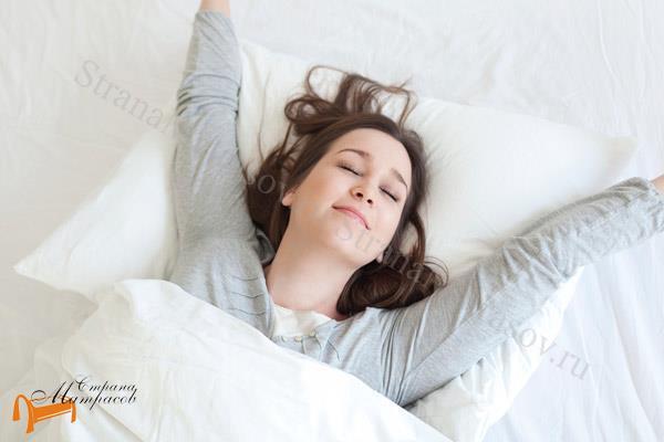 Аскона Подушка Mediflex Spring Pillow  50 x 70см  , ортопедическая пена