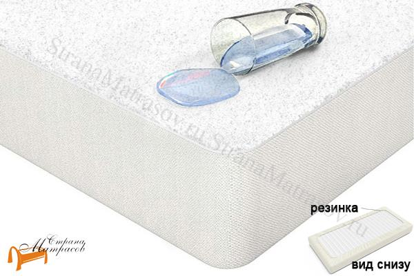 Аскона -  Аскона Водонепроницаемый чехол для матраса PROTECT-A-BED Plush (наматрасник)