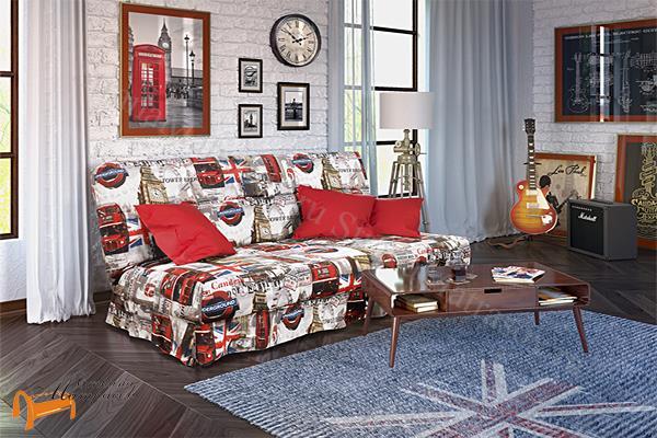 Аскона -  Аскона кровать - диван Лондон Плюс