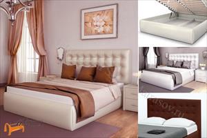 Lonax - Кровать Аврора с подъемным механизмом