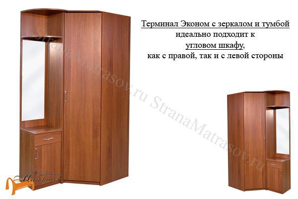 Орматек  Шкаф угловой Эконом  , лдсп