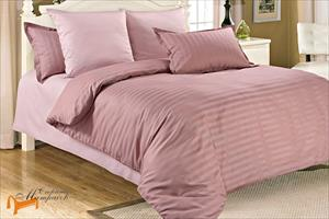 Орматек -  Комплект постельного белья Gravity Страйп-сатин Sunrise