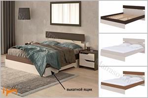 Орматек - Кровать Milton с основанием