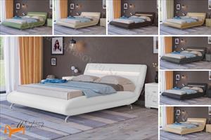Орматек - Кровать двуспальная Corso 7 с подсветкой