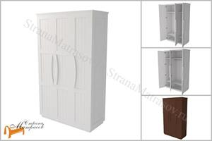 Орматек - Шкаф 3-х дверный Vesna Line (глубина 630 мм)