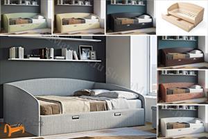 Орматек - Кровать Bono с основанием и ящиком