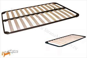 Орматек - Основание для кровати металлическое с березовыми ламелями вкладыш