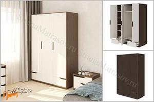 Орматек - Шкаф 3-х дверный Milton (глубина 600 мм)