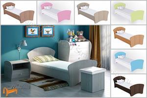 Орматек - Кровать Соната Junior с основанием