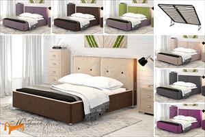 Орматек - Кровать Romano с подъемным механизмом