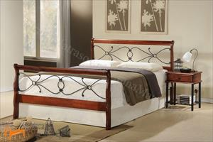 Орматек -  Кровать Garda 6 с основанием ( Гарда 6)