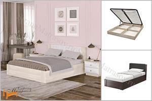 Орматек - Кровать Soft с подъемным механизмом