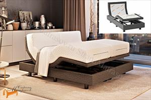 Орматек - Кровать трансформируемая Ormatek Smart Bed  + режим массаж + пульт + основание