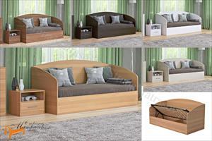 Орматек - Детская кровать (подростковая) Этюд Софа с подъемным механизмом