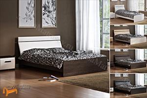 Орматек - Кровать двуспальная Домино 2