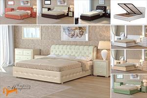 Орматек - Кровать Como 4 с подъемным механизмом