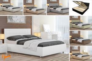 Орматек - Кровать Como 2 с подъемным механизмом