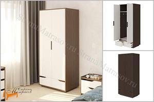 Орматек - Шкаф 2-х дверный Milton (глубина 600 мм)