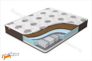 Орматек - Ортопедический матрас Comfort Duos Soft/Middle (SmartSpring 500)