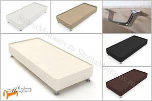 Орматек - Основание для кровати Vacancy Home для гостиниц и пансионатов (для дома) с ножками и бортиком