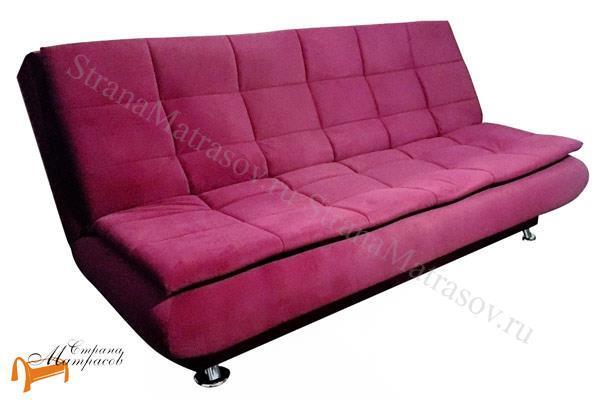 Орматек Диван Easy Light Hard (с ортопедическим матрасом) , бельевой ящик, искусственный латекс,  белый, бежевый, коричневый, синий, розовый, фиолетовый