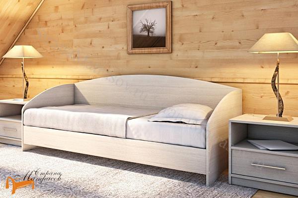 Орматек Детская кровать (подростковая) Этюд Софа с подъемным механизмом , лдсп, дсп, бавари, венги, шамони, гварнери, орех