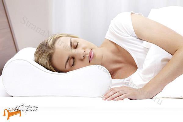 Орматек Подушка Aqua Prim 36 х 61см , девушка, подушка