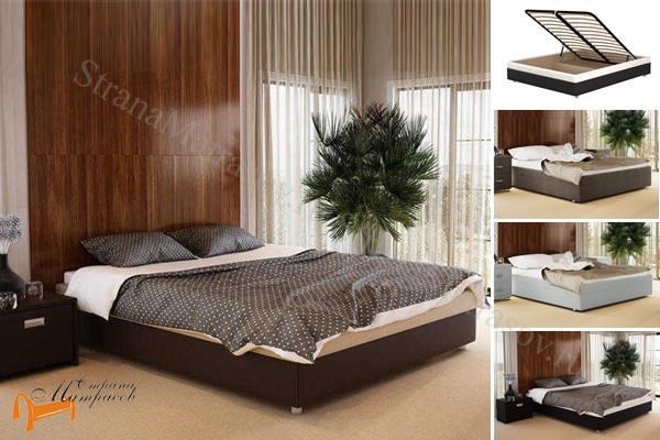 Орматек -  Орматек Кровать Como 5 Base с подъемным механизмом (Комо 5 Бэйс )