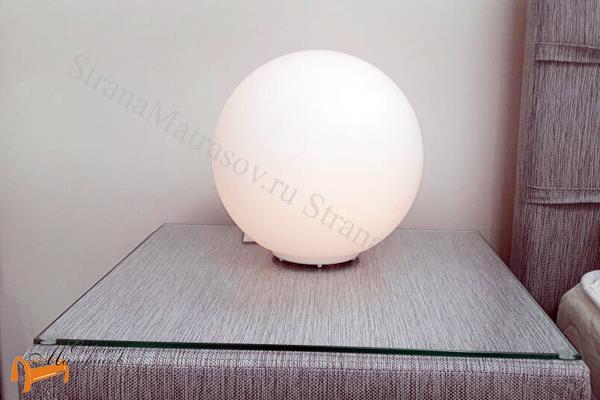 Райтон -  Настольная лампа Deco A6025LT-1WH, РАСПРОДАЖА