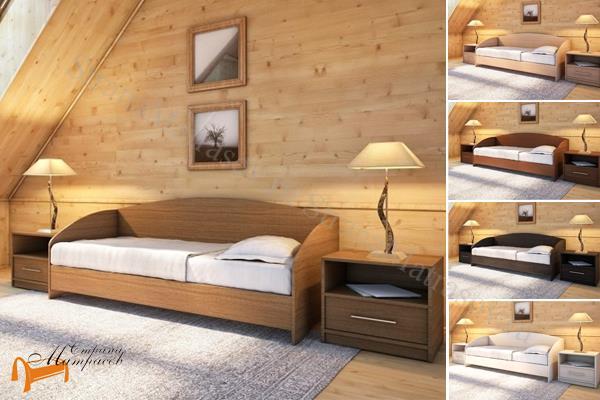Орматек - детская кровать Орматек (подростковая) Этюд Софа с основанием
