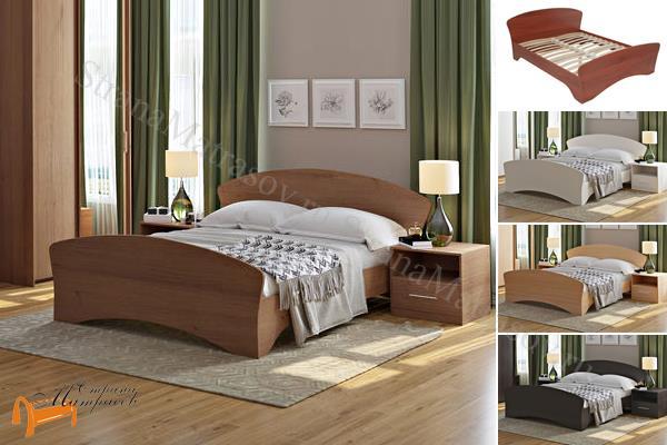 Орматек -  Орматек Кровать Соната  с ортопедическим основанием