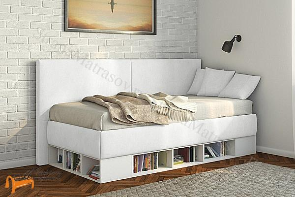 Кровать с полками купить