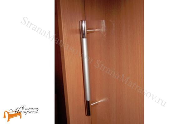 Орматек Шкаф 2-х дверный - купе Эконом (глубина 600мм) с 1 зеркалом