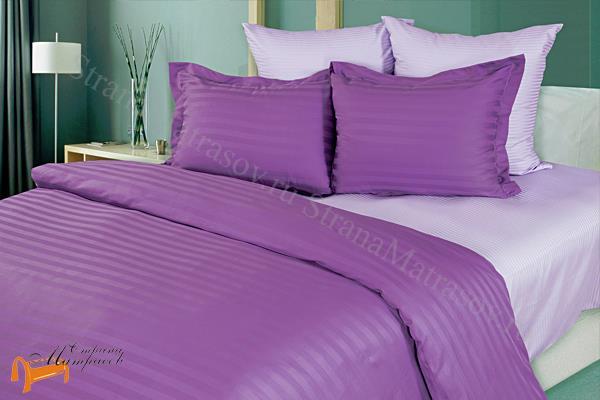 Орматек -  Страйп-сатин Lavender