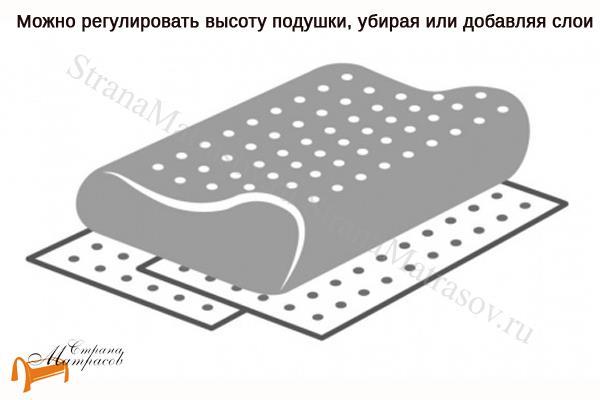 Орматек Подушка Ideal Form , айдиал форм, меморикс, меморифоам, с эффектом памяти