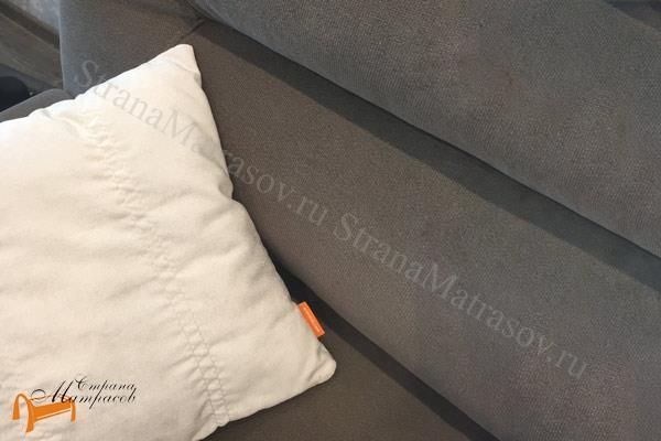 Орматек Диван Easy Home Middle (с ортопедическим матрасом) , раскладной диван, диван-кровать, коричневый, фиолетовый, малиновый, голубой, синий, бежевый