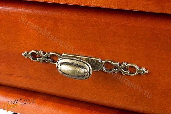 Орматек Тумба прикроватная Garda 2R , гарда, береза, ящик, тумбочка