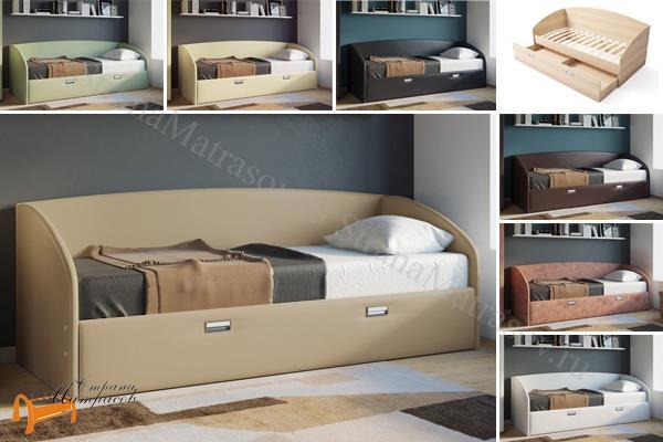 Орматек - детская кровать Орматек (подростковая) Bono (Боно) с основанием и ящиком