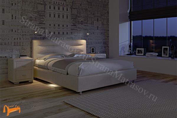 Орматек  подсветка для боковин , подсветка боковвины, для кровати, светодиоды для кровати, подсветка царги