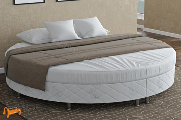 Орматек -  Орматек Круглая кровать Motel Round с основанием