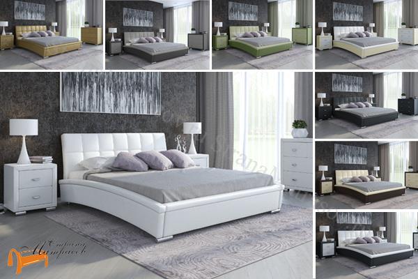 Орматек -  Орматек Кровать двуспальная Corso 1
