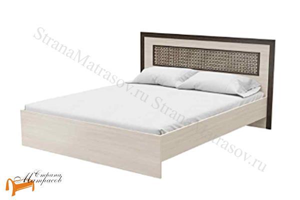 Орматек Кровать Flavia 3 , кровать орматек, ЛДСП , венге , клен кровать без основания