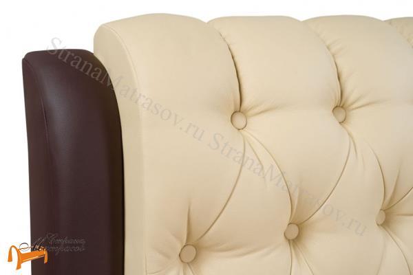 Орматек  Como 5 с подъемным механизмом , экокожа, ткань, рогожка, велюр, золото, олива, белый, чёрный, кремовый, бежевый, коричневый, зеленый, ящик