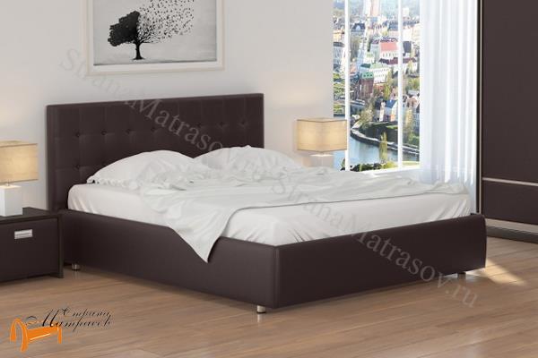 Орматек Детская кровать (подростковая) Como 1 с подъемным механизмом , экокожа, ткань, рогожка, велюр, золото, олива, белый, чёрный, кремовый, бежевый, коричневый, зеленый, ящик