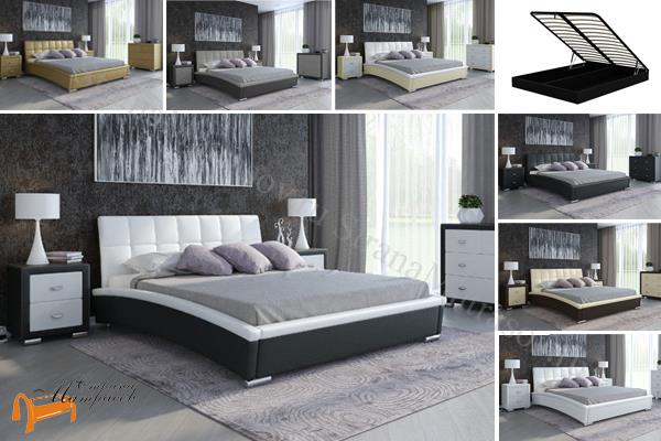 Орматек -  Орматек Кровать двуспальная Corso 1 с подъемным механизмом